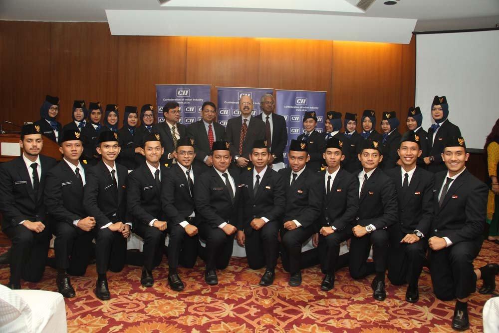 ASEAN Delegation visits