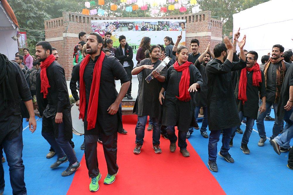 Performance by Asmita Group